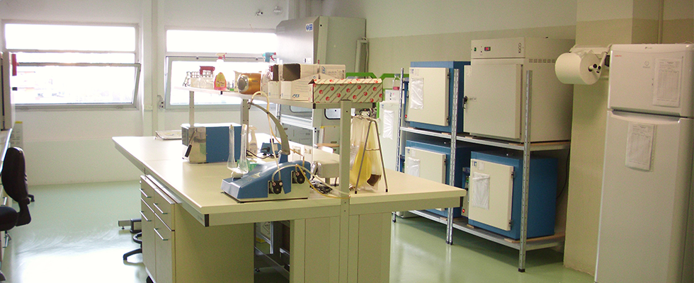 laboratorio a.c.qu.a genova