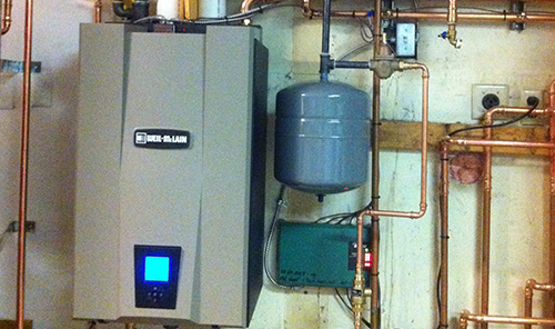 Boiler system installation available in Eagle River, AK