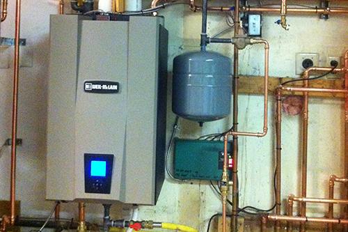 HVAC installation in Eagle River, AK