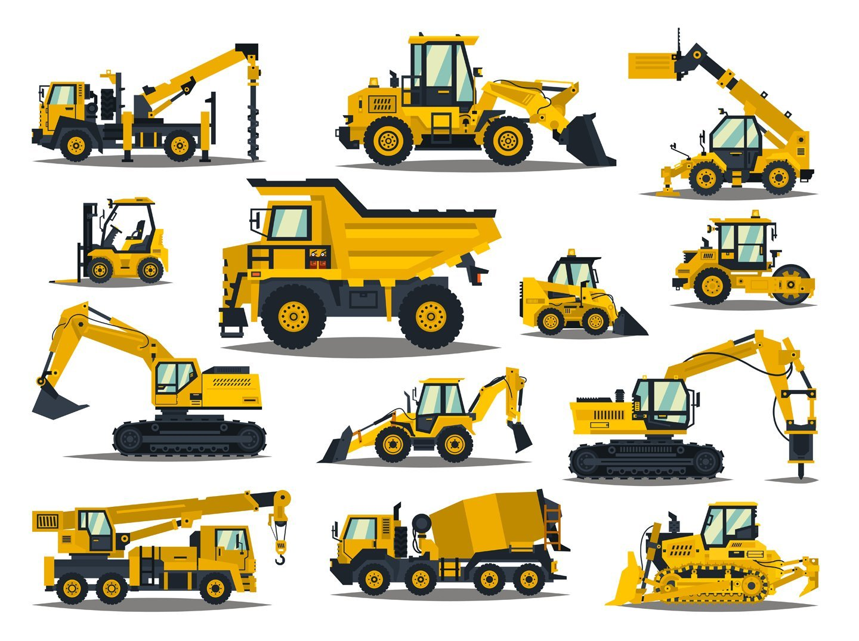 diversi tipi di camion