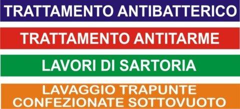 trattamento antibatterico
