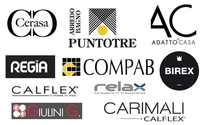 mobili sospesi per il bagno | roma, rm | artestudio - Brand Arredo Bagno