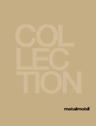 copertina di catalogo prodotti metalmobil