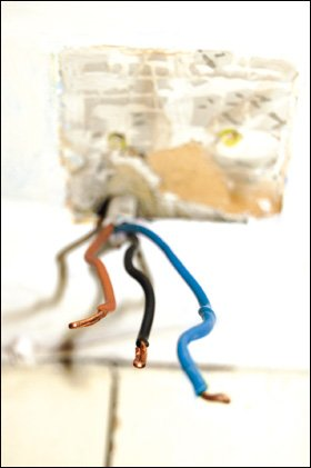 Electrician - Clifton, Bristol - Affordable Electrical & Plumbing - Electrical wires