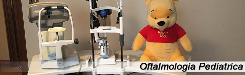 oftalmologia pediatrica catania
