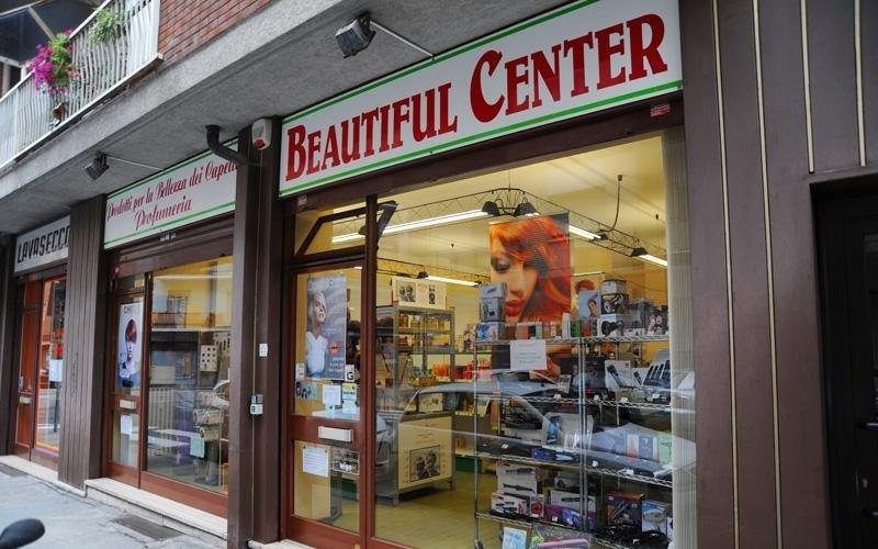 negozio di estetica