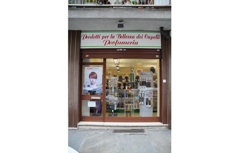 negozio articoli estetica