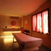lettino per massaggio rilassante