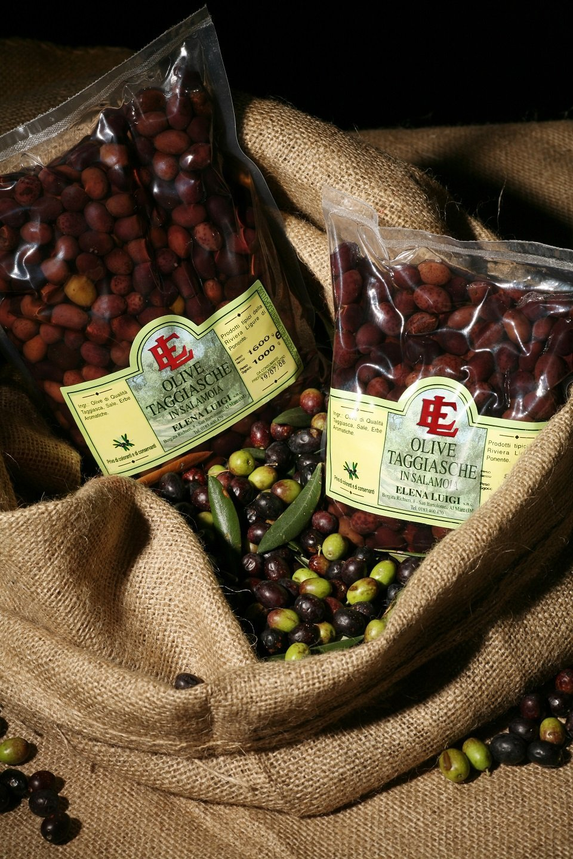 produzione olive, olive taggiasche, vendita olive