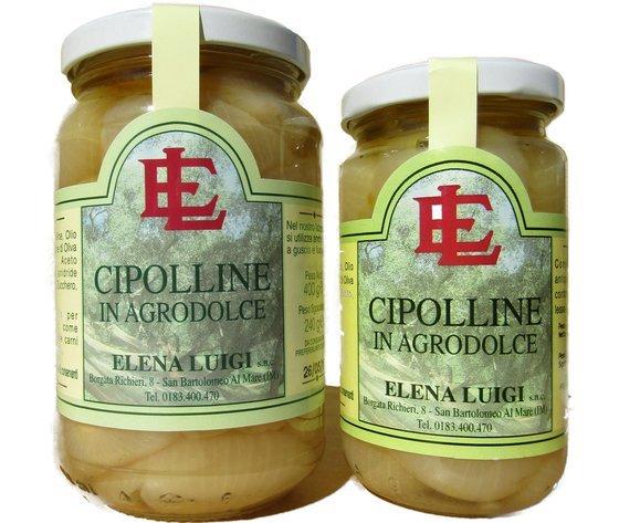 Cipolline in agrodolce, elena luigi, sottolio, antipasto, prodotti tipici