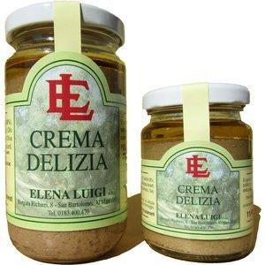 Crema delizia, carciofi, olive taggiasche, crema, tartine, elena luigi