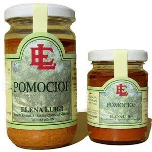 Pomociof, pomodori, carciofi, prodotti tipici, elena luigi
