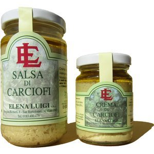 Crema di carciofi, carciofi, crema spalmabile, elena luigi, prodotti tipici