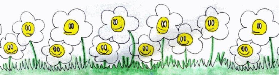 disegno con dei fiori