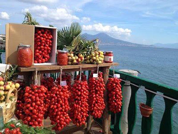 pomodori a grappolo