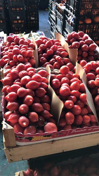 assortimento di pomodorini