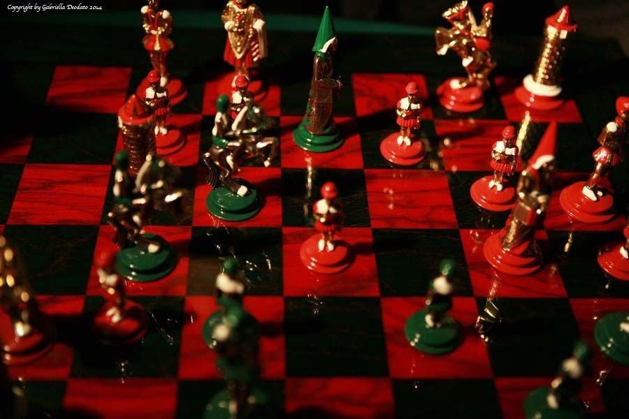 tavoli gioco scene tv