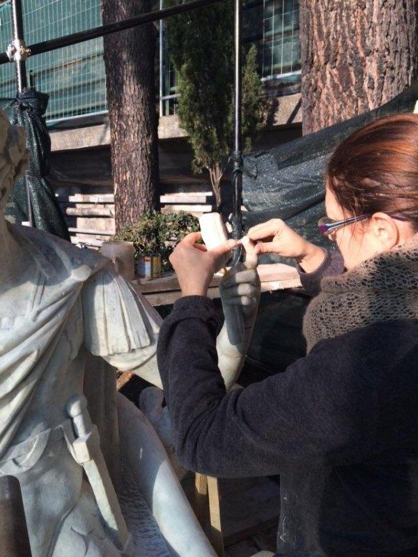 scultura per arterosa