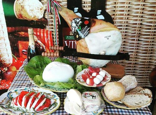 prodotti della tradizione caseari