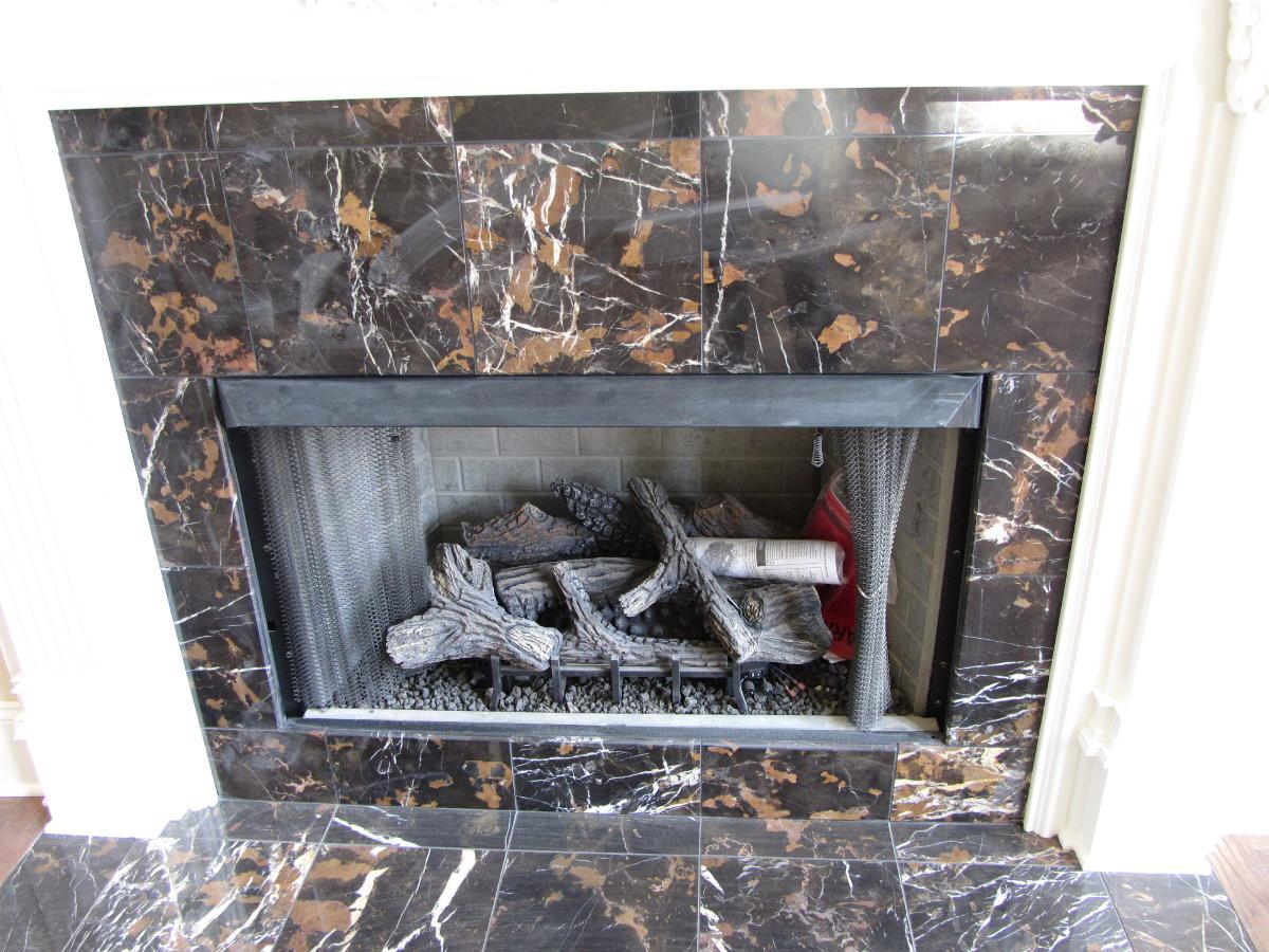 Fireplace Gallery Mountain City Tile Chattanooga Tn