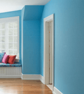 Painting and decorating service - North London - O'Brien Painters & Decorators - Paint