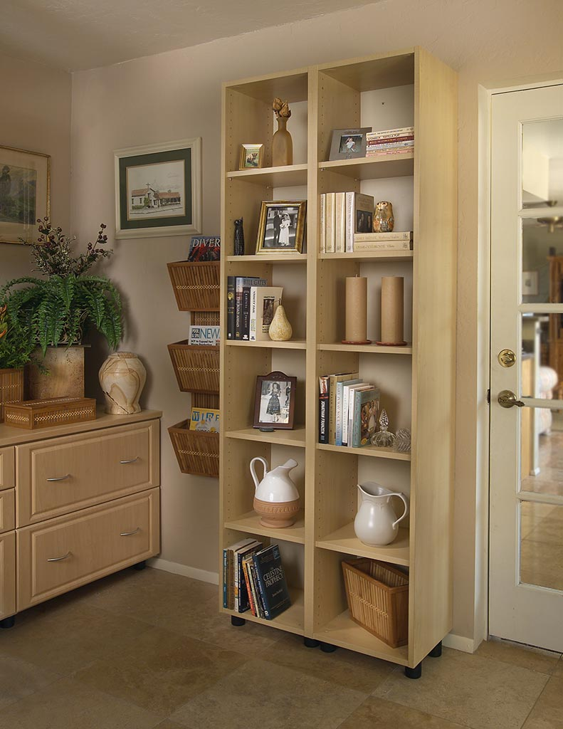 Custom Home Office Shelving