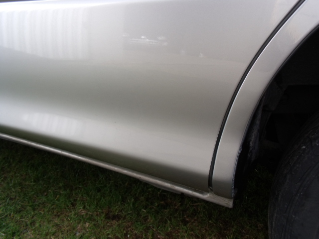 After panelbeating services