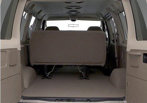 Luxury Van Rental Service
