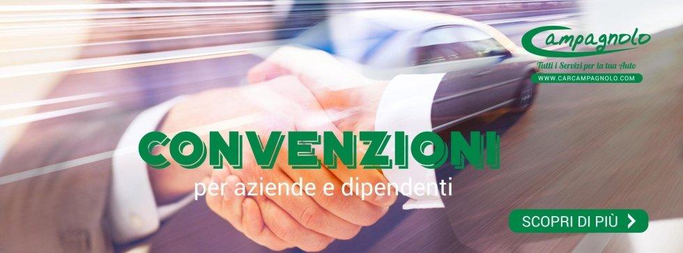 Convenzioni per aziende e dipendenti