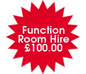 Rubery Room Hire