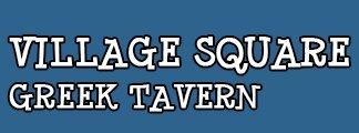 village square greek traven logo