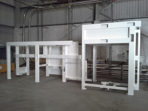 Complete steel mild fabrication services