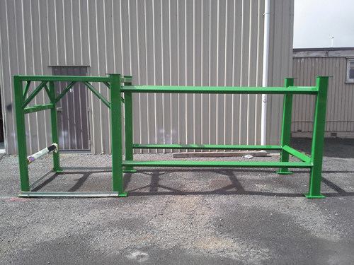 High tech steel mild fabrication services