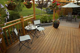 Hard landscaping - Keighley, West Yorkshire - G Lyell - Decking