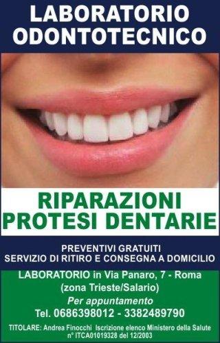 odontotecnico roma