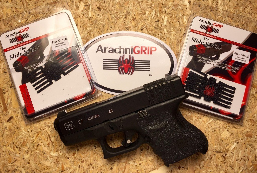 Home - ArachniGRIP™ Firearm Accessories and Training