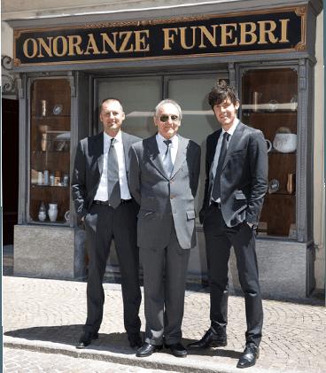 Onoranze funebri Dardanello