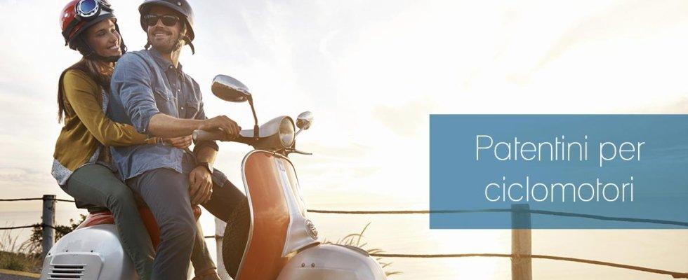 Patentini per ciclomotori Brescia