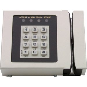 barwon security magnetic card swipe reader with keypad