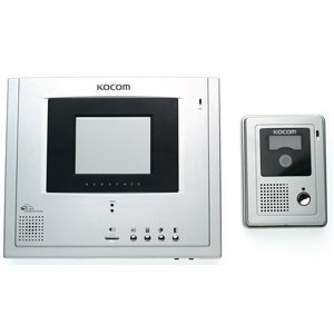 barwon security colour monitor with power supply