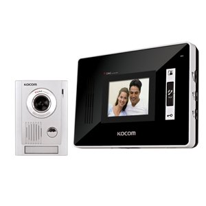 barwon security colour hands free video door phone