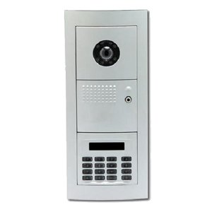 barwon security video 2 wire alphanumeric flush kit