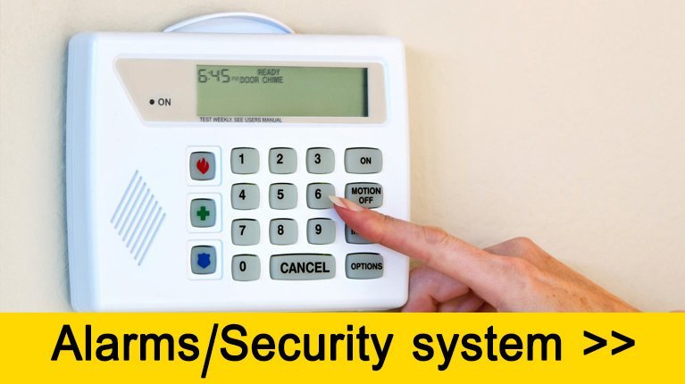 barwon security alarm and security system