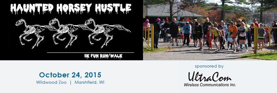 Haunted Horsey Hustle - 5K Fun Run/Walk