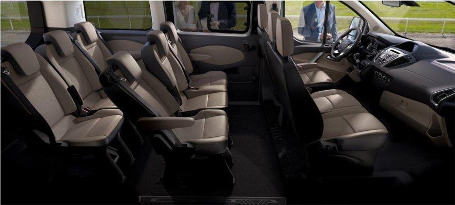 Noleggio bus e minibus