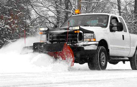 Stouts Landscape & Lawn Service, Snow Removal