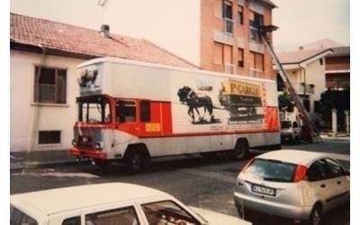 Trasporti voluminosi Gruppo Garirglio