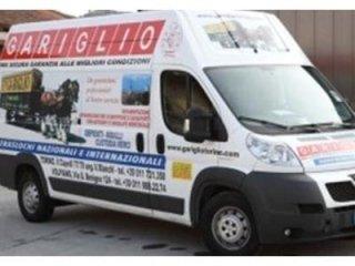 servizi trasporto Gariglio Traslochi