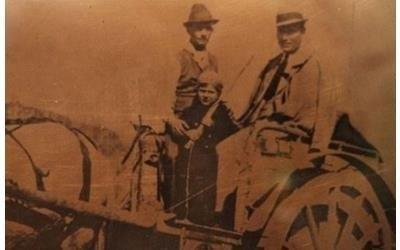 Foto antica Gruppo Garirglio