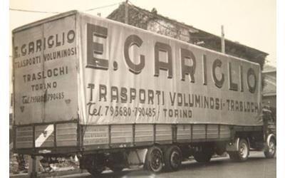 Furgone storico Gruppo Garirglio